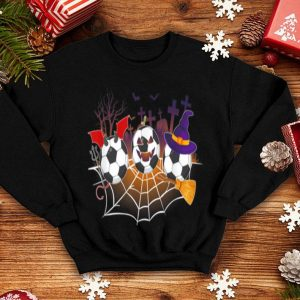 Hot Three Balls Soccer Sport Halloween Gifts shirt