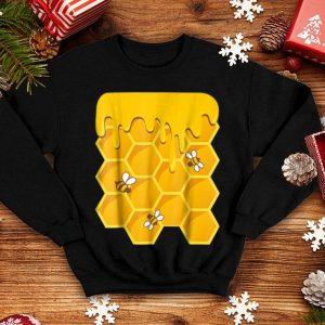 Nice Honeycomb Costume for Halloween Group Costume Part 2 shirt