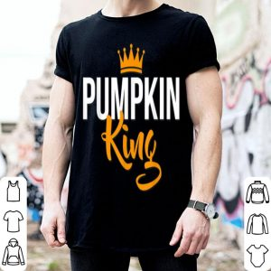 Nice Pumpkin KIng for Halloween shirt