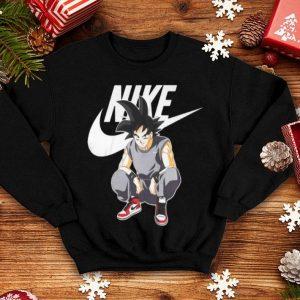 Nike Goku Dragon Ball shirt