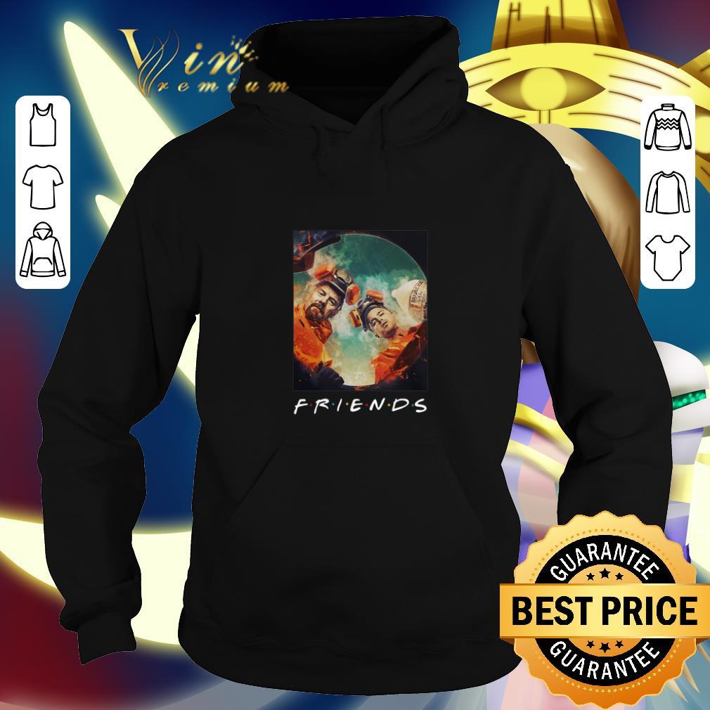 Premium Friends Breaking Bad Walter and Jesse shirt 4 - Premium Friends Breaking Bad Walter and Jesse shirt