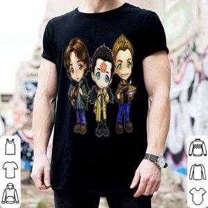 Awesome Christmas Supernatural For Men Women Kids shirt