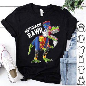 Awesome Christmas T Rex Dinosaur Nutcracker Nutcracker Gift shirt