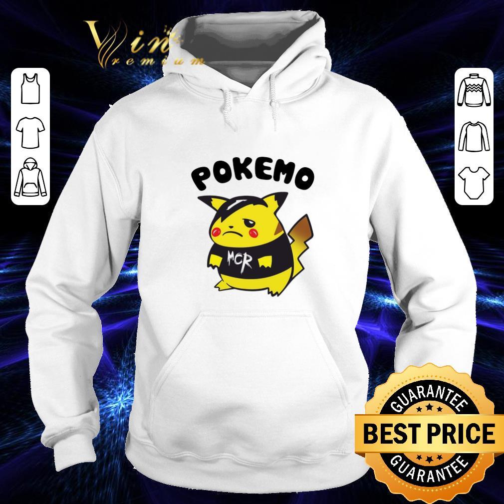 Cheap Pikachu Pokemo MCR My Chemical Romance shirt 4 - Cheap Pikachu Pokemo MCR My Chemical Romance shirt