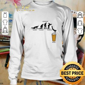 Funny Beer Monday Tuesday Wednesday Thursday Friday shirt 2