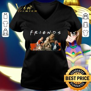 Funny Friends Star Wars characters shirt