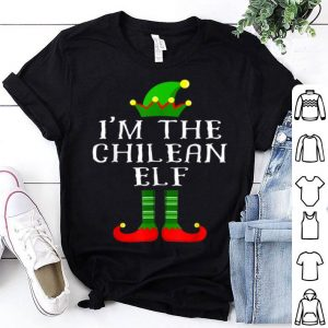 Nice Chilean Elf Matching Family Christmas Tee Tee shirt