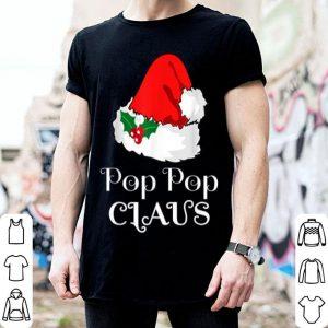 Original Christmas Pop Pop Claus Matching Pajama Santa Hat X-mas sweater