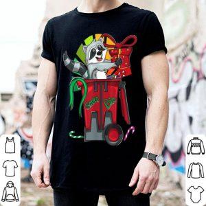 Original Trash Panda Santa Claus Christmas Gifts Racoon sweater