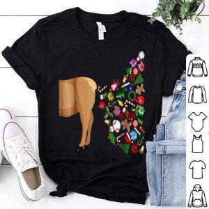 Premium Couples Sick Reindeer DIY Funny Ugly Christmas Sweater shirt