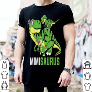 Premium MIMIsaurus Cute MIMI Saurus Dinosaur Christmas shirt