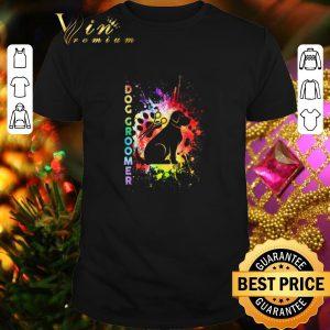 Premium Proud Dog Groomer Color shirt