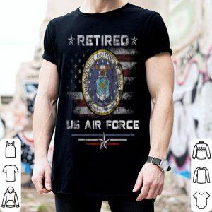 Premium Retired US Air Force Veteran Thanksgiving Gift shirt