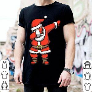 Pretty Dabbing Santa - Funny Santa Claus Christmas Dab Tee shirt