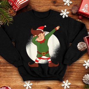 Pretty Elf Dab Dance Funny Christmas Dabbing Elf Xmas Gift shirt