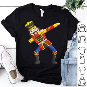 Top Dabbing Nutcracker Funny Christmas Costume Gift Kids Boys sweater