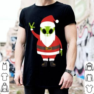 Beautiful Funny Alien Emojis Christmas - Cute Ugly Sweater Gift sweater