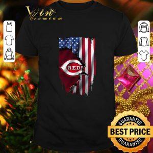 Cheap American Flag Cincinnati Reds shirt