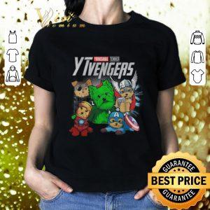 Funny Yorkshire Terrier YTvengers Marvel Avengers Endgame shirt