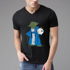 Master Yoda NBA Dallas Mavericks shirt