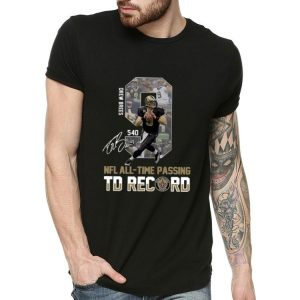 New Orleans Saints 09 Drew Brees Signature shirt