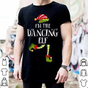 Nice I'm The Dancing Elf Christmas Dancer Gift Merry Christmas sweater
