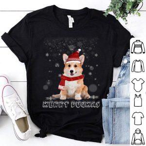 Official Merry Dogmas Corgi dog Snow Christmas Eve Xmas sweater