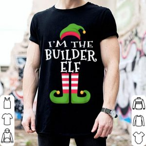 Original I'm The Builder Elf Family Matching Funny Christmas sweater