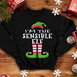 Original I'm The Sensible Elf Family Matching Funny Christmas sweater