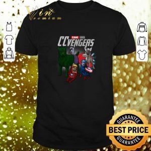 Premium Cane Corso CCvengers Marvel Avengers Endgame shirt