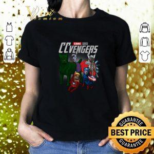 Premium Cane Corso CCvengers Marvel Avengers Endgame shirt 1