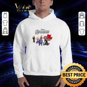 Premium Disney Winnie The Pooh Marvel Avengers Endgame shirt 2