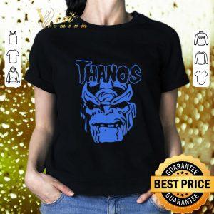 Premium Face Thanos Marvel Avengers Endgame shirt