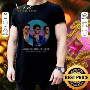 Premium Jonas Brothers Happiness Begins Tour shirt 2