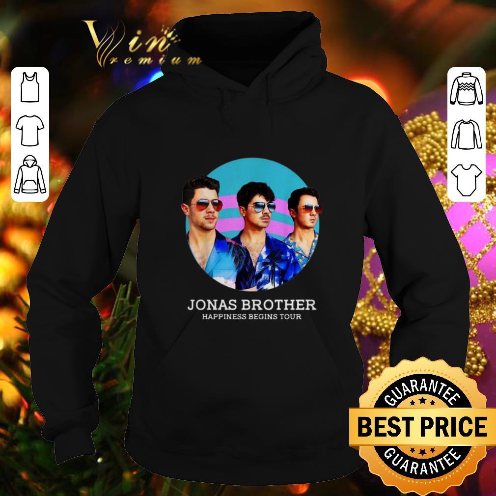 Premium Jonas Brothers Happiness Begins Tour shirt 4 - Premium Jonas Brothers Happiness Begins Tour shirt