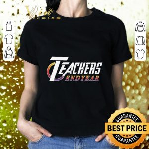 Premium Teachers Endyear Avengers Endgame shirt