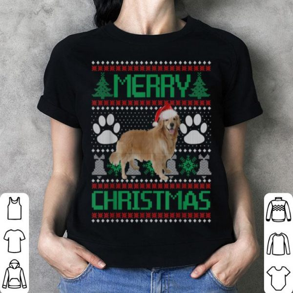 Pretty Merry Christmas Labrador Retriever Ugly Matching Dog Lover sweater
