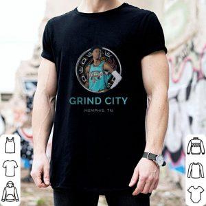 Ja Morant Memphis Grizzlies Grind City Memphis TN shirt