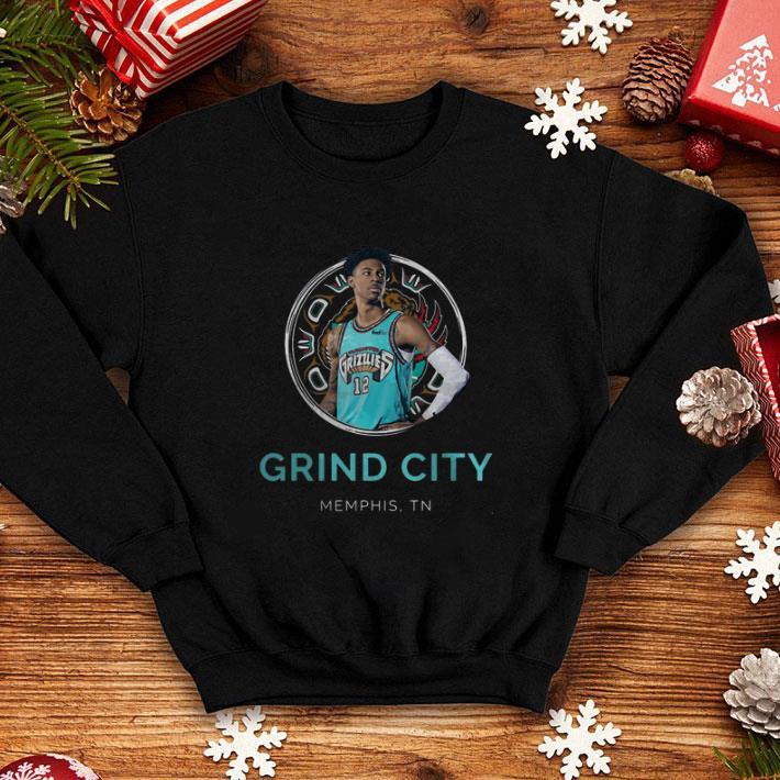 Ja Morant Memphis Grizzlies Grind City Memphis TN shirt 4 - Ja Morant Memphis Grizzlies Grind City Memphis TN shirt