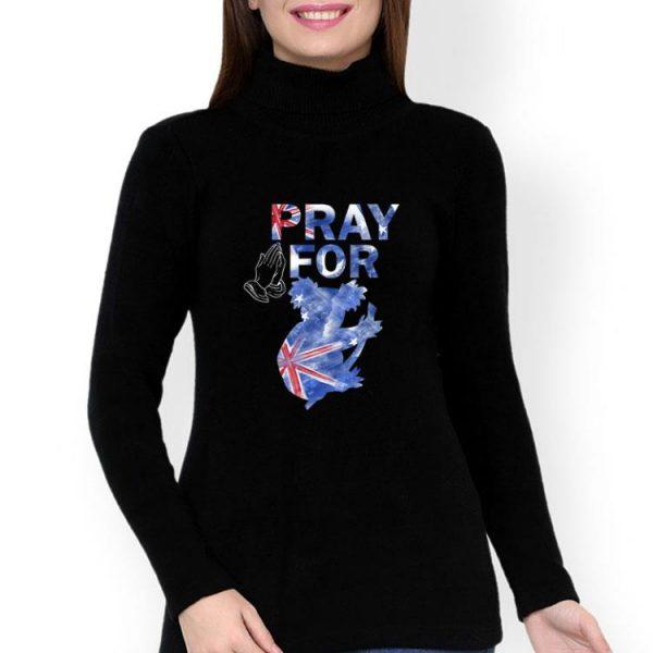 Pray For Australia Save Koala Australian shirt