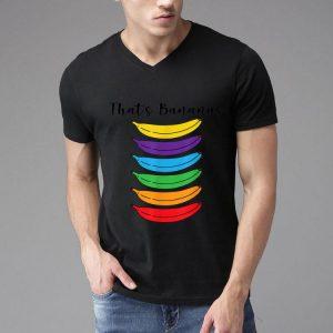 Thats Bananas Colorful Bananas shirt