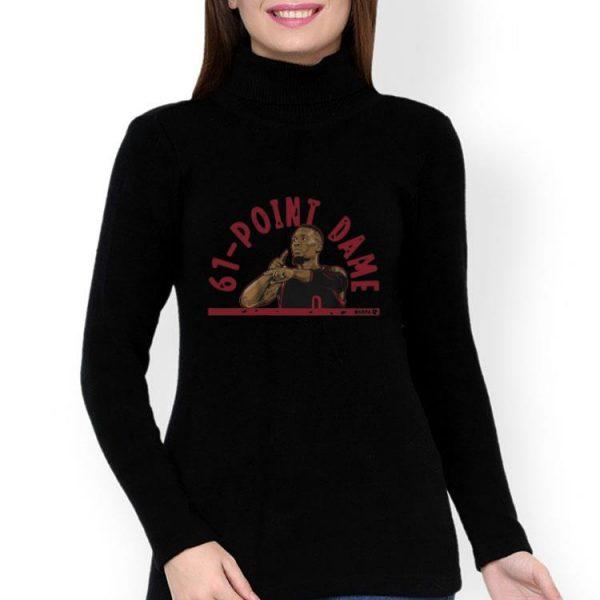 61 Point Dame Lillard shirt