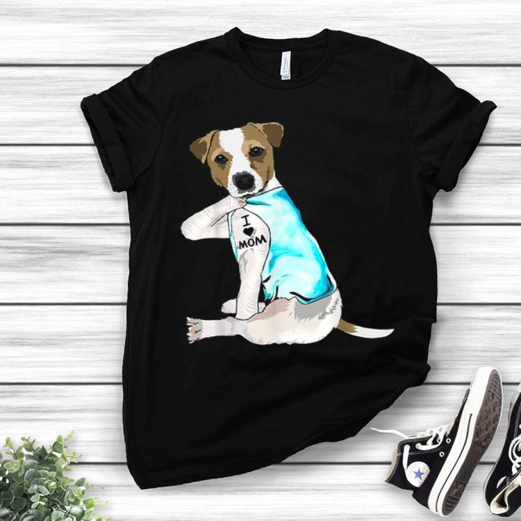 PARSON RUSSELL TERRIER DOG THING YOU WOULDNT UNDERSTAND HOODIE