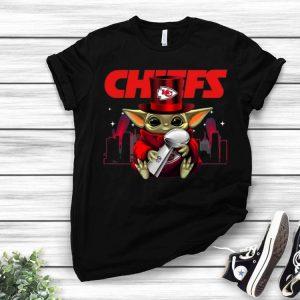 Kansas City Chiefs Baby Yoda Hug Super Bowl Champions shirt