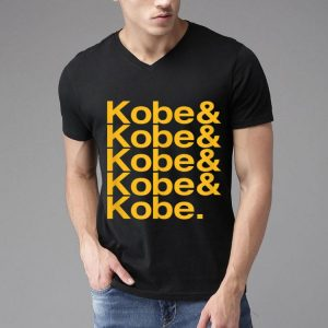 Kobe Bryant Kobe & Kobe Basketball shirt