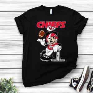 Mickey Mouse Kansas City Chiefs Super Bowl Champions shirt
