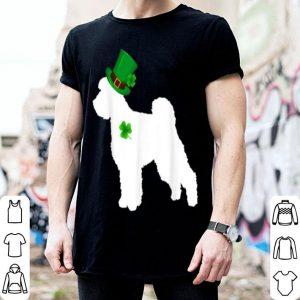 Official Pumi St Patricks Day Leprechaun Dog Lover shirt