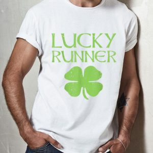 Pretty St. Patrick's Day Irish Running For Lucky Runners shirt
