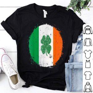 Nice Shamrock Ireland Flag - Green St Patricks Day shirt