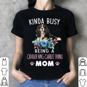 Official Cavalier King Charles Spaniel Mom Mother's Day Gift shirt